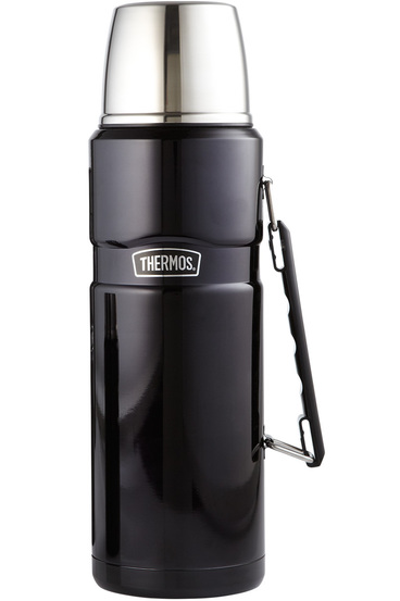 Thermos 2l stnles king flask midnigtblue