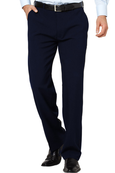 Farah f/front poly trouser 301489