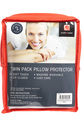 S+n pillow protector 2 pack