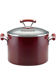 CIRCULON  Covered contempo stockpot 24c/7.6l