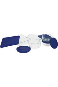 Pyrex glass food storage set 10pk