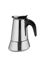 D LINE  Coffee maker stainless steel 6 cup roma