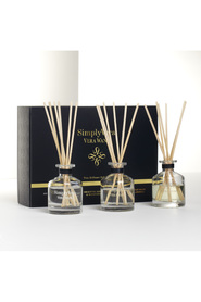 Simply vera diffuser glass gift pack