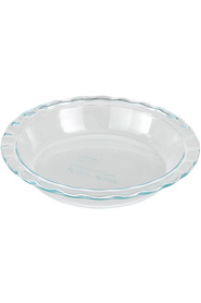 PYREX Easy Grab Glass Pie Plate