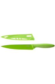 ZYLISS Carving knife with safety cover green 20cm