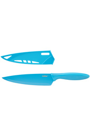 ZYLISS Chef's knife with safety cover blue 19cm