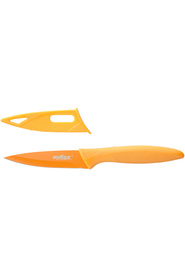 ZYLISS Paring knife with safety cover orange 9cm