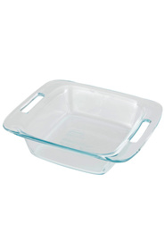 PYREX Easy Grab Glass 1.9L Square Dish