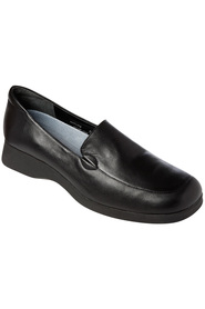 Supersoft nature leather slip on