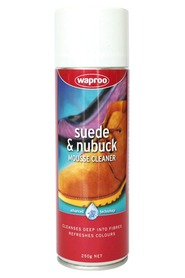 Waproo suede nubuck mousse cleaner