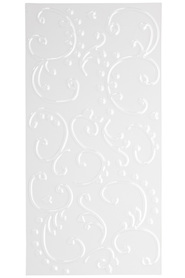 CAKE BOSS SCROLL FONDANT IMPRINT MAT 4PC