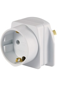 GO TRAVEL ADAPTORS EUROPEAN VISTOR 095