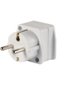 GO TRAVEL ADAPTORS EUROPEAN ADAPTOR 098
