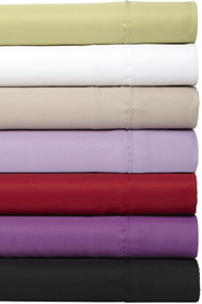 BIG SLEEP Microfibre sheet set db
