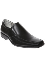 JULIUS MARLOW Notorious Leather Slip On