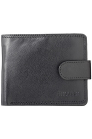 MILLENI Tab Wallet With Coin Zip And Fold Out