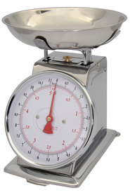 Smith & nobel mechanical scale 5kg s/s