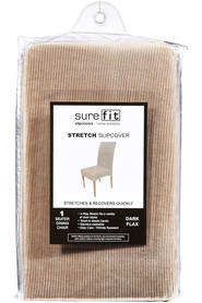 Surefit dining chair cover 160cm tall
