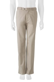FARAH Flat front wrinkle resistant trouser