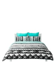 Esprit marley 250tc quilt cover set qb