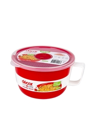 DECOR Microsafe Microwavable Noodle And Oats Bowl 1.15 Litre