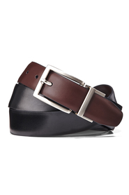 VAN HEUSEN Reversible 30Mm Leather Belt