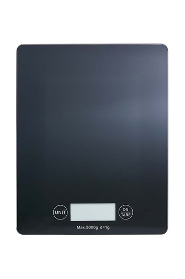 Smith and nobel kitchen scale 5kg black