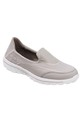 Isabella brown fit slip on leisure