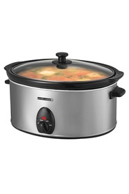 Smith+nobel 6.5l slow cooker snsc755