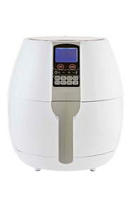 Smith+nobel 3l air fryer white sndf095w