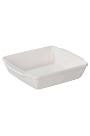 SMITH & NOBEL  White essentials square baker 31cm