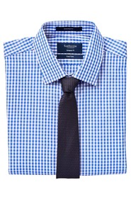 VAN HEUSEN Gingham European Fit Shirt