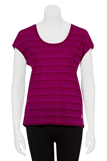 Lma active textured tee