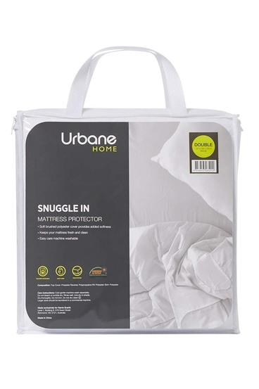 Urbane home snuggle in mattress prot db