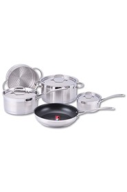 SMITH & NOBEL 5 Pc genoa stainless steel cookset