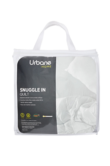 Urbane home snuggle in quilt sb