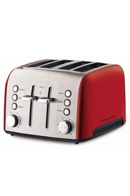 Russell hobbs heritage vogue 4 toast red