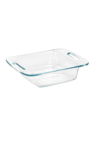 PYREX Easy Grab Glass 1.9L Square Casserole