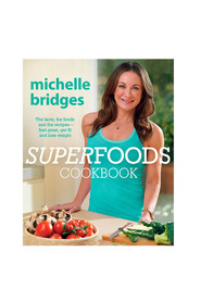 MICHELLE BRIDGES SUPERFOODS COOKBOOK
