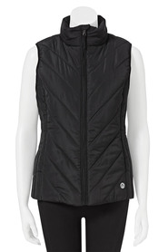 LMA ACTIVE WOMENS PUFFER VEST LMA666