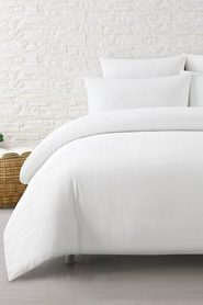 MOZI Shiro cotton percale quilt cover set sb