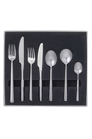 DAVIS AND WADELL Metropole 42 Piece Cutlery Set