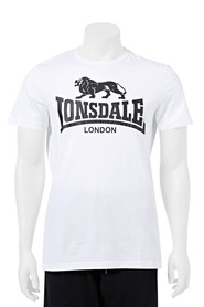 LONSDALE MENS NORLAND TEE LE503TSMU