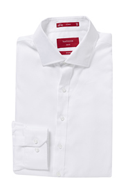 VAN HEUSEN Self Stripe Slim Fit Shirt