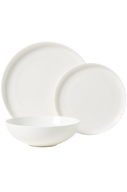 Cd pearlesque dinnerset coupe 12pc