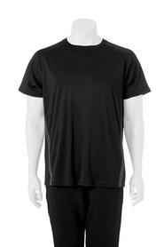 NIC MORRIS Mens Panelled Active Tee