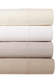 DRI GLO 1000 Thread count polyester/cotton sheet set qb