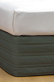 LINEN HOUSE 250 Thread Count Cotton Quilted ValanceDB