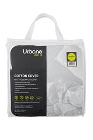 Urbane home cotton cover mattress pro qb