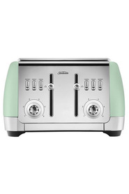Sunbeam london 4sl toaster green ta2240g